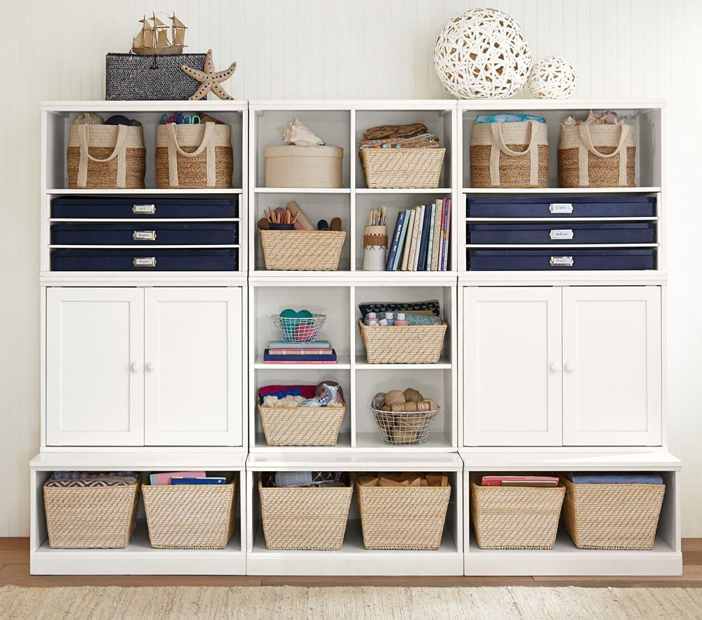 Cameron Creativity Storage System with Open Bases