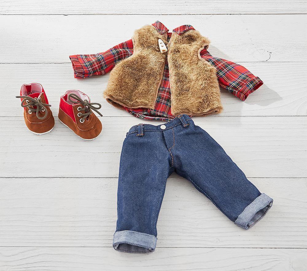 Cosy Lodge Doll Outfit