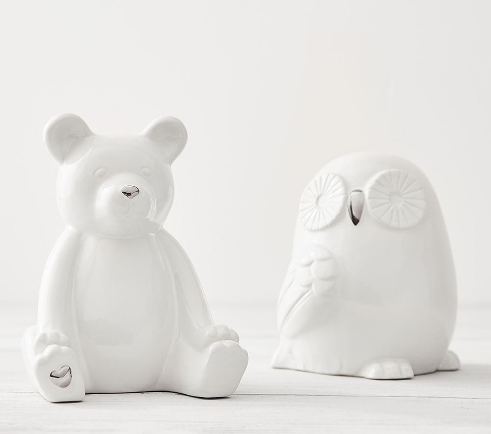 Ceramic Animal Money Banks