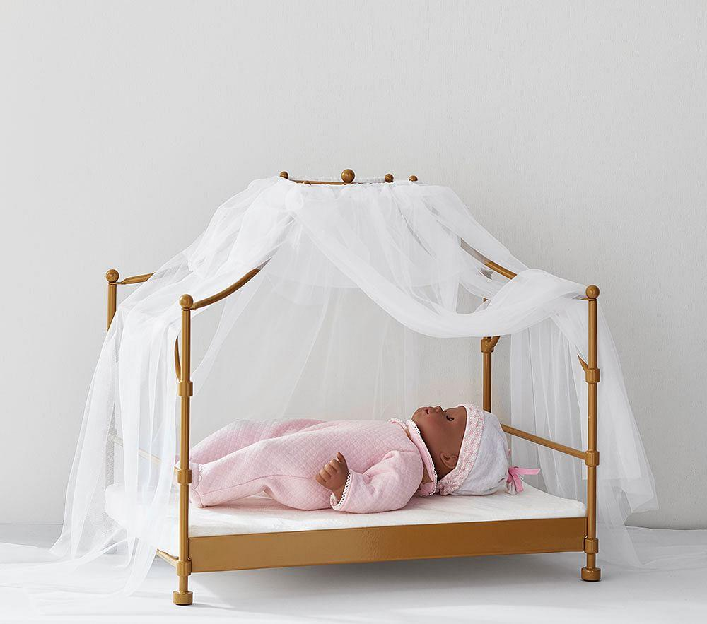 Maison Canopy Doll Bed