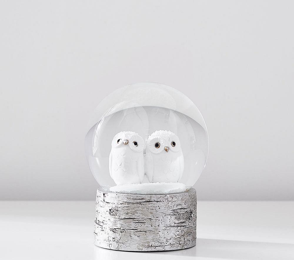 Owl Snowglobe