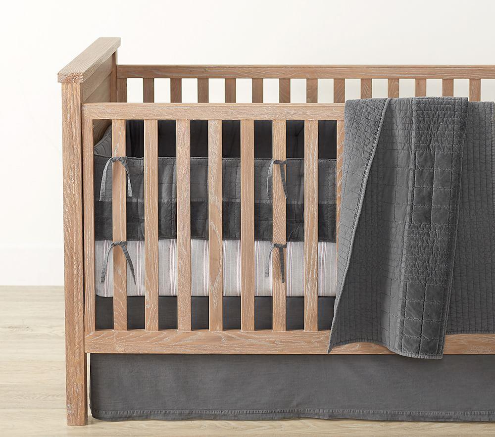 Reed Velvet Baby Bed Linen