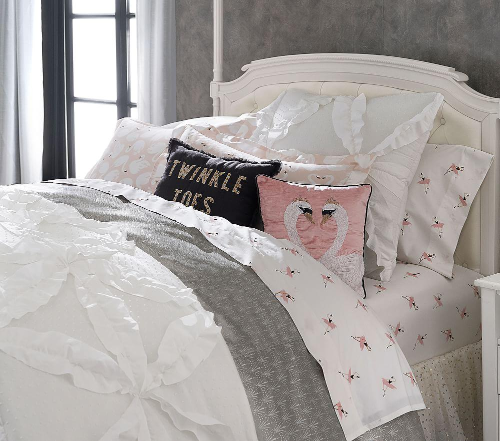 The Emily & Meritt Organic Ballerina Sheet Set