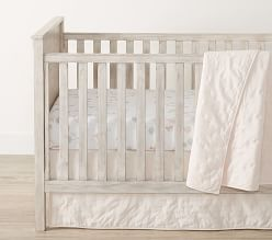 Finley Baby Bed Linen, Blush