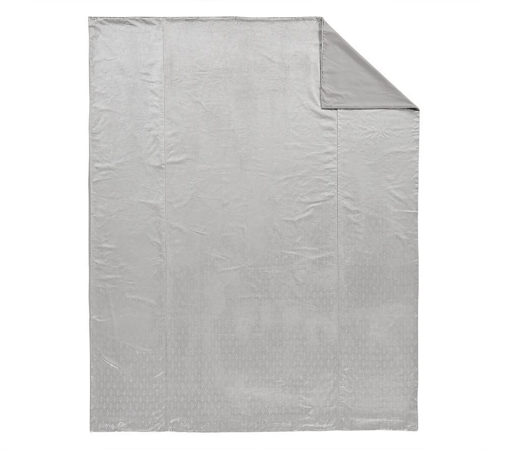 The Emily & Meritt Shimmer Velvet Quilt Cover