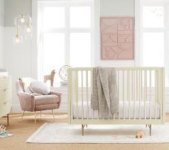 west elm x pbk Lush Velvet Nursery