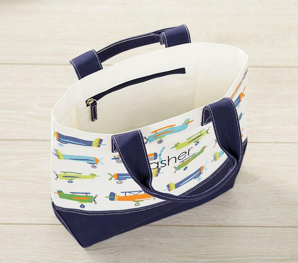 Nautical Cat with Sunglasses Icon Tote Collection
