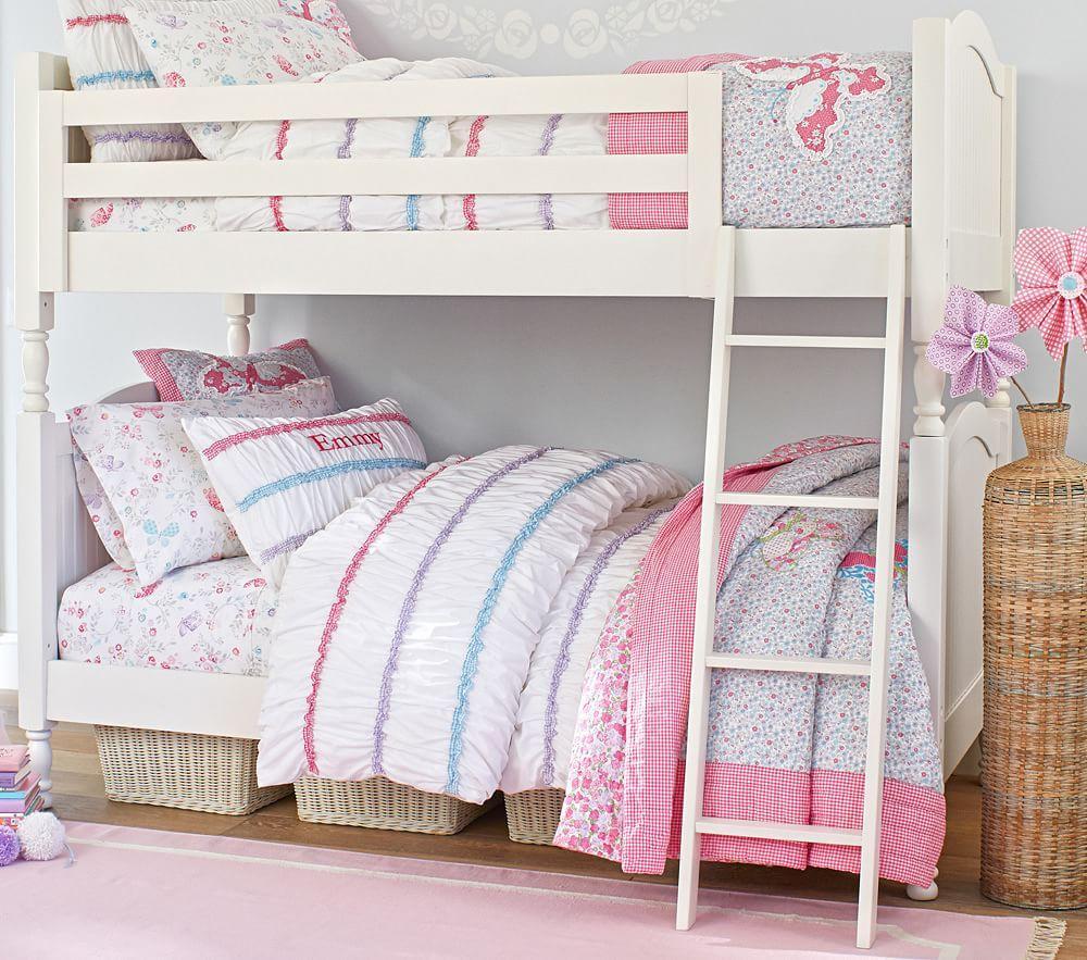 Catalina King Single Over King Single Bunk Bed