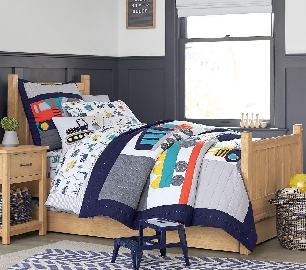 Jax Construction Comforter