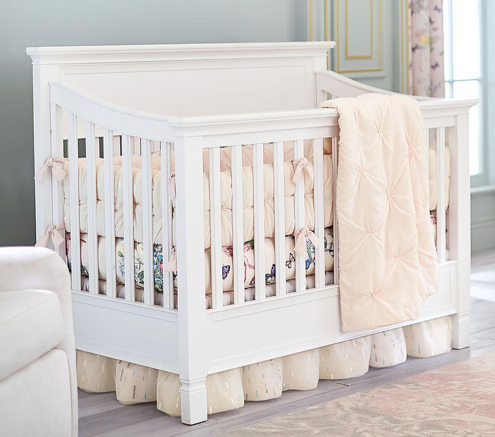 Monique Lhuillier Bouquet Baby Bed Linen