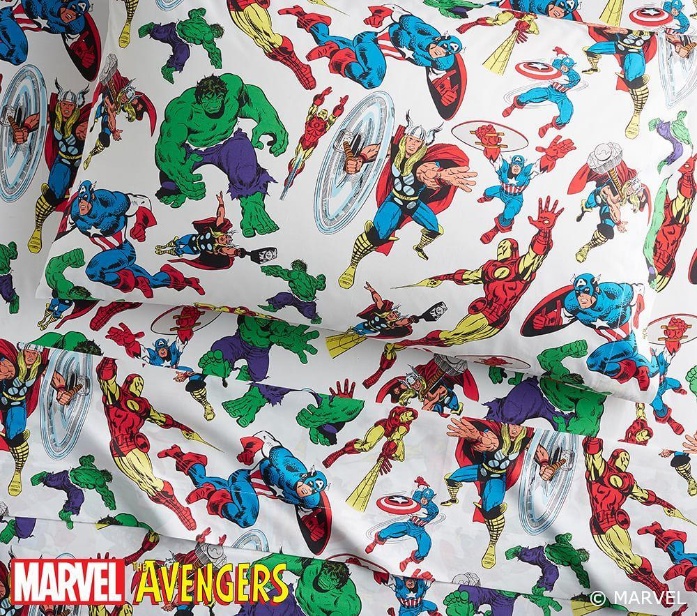 Organic Marvel Sheet Set