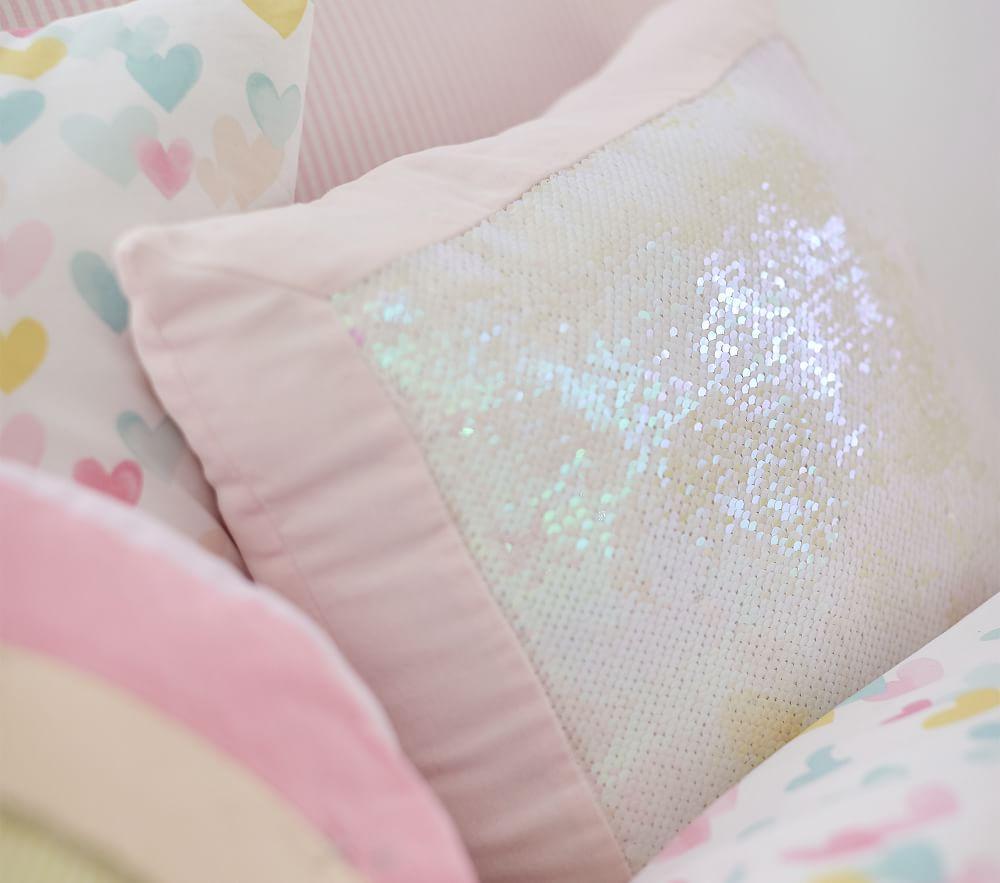 Sequin Framed Cushion