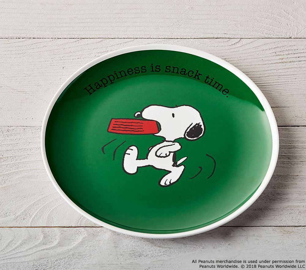 Snoopy® Tabletop Plate Collection