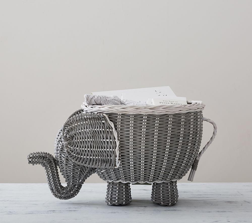 Elephant Shaped Storage
