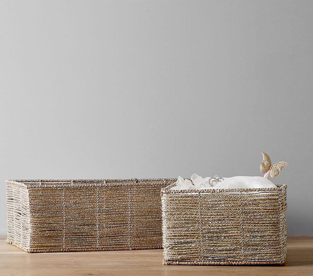 Silver Rope Storage
