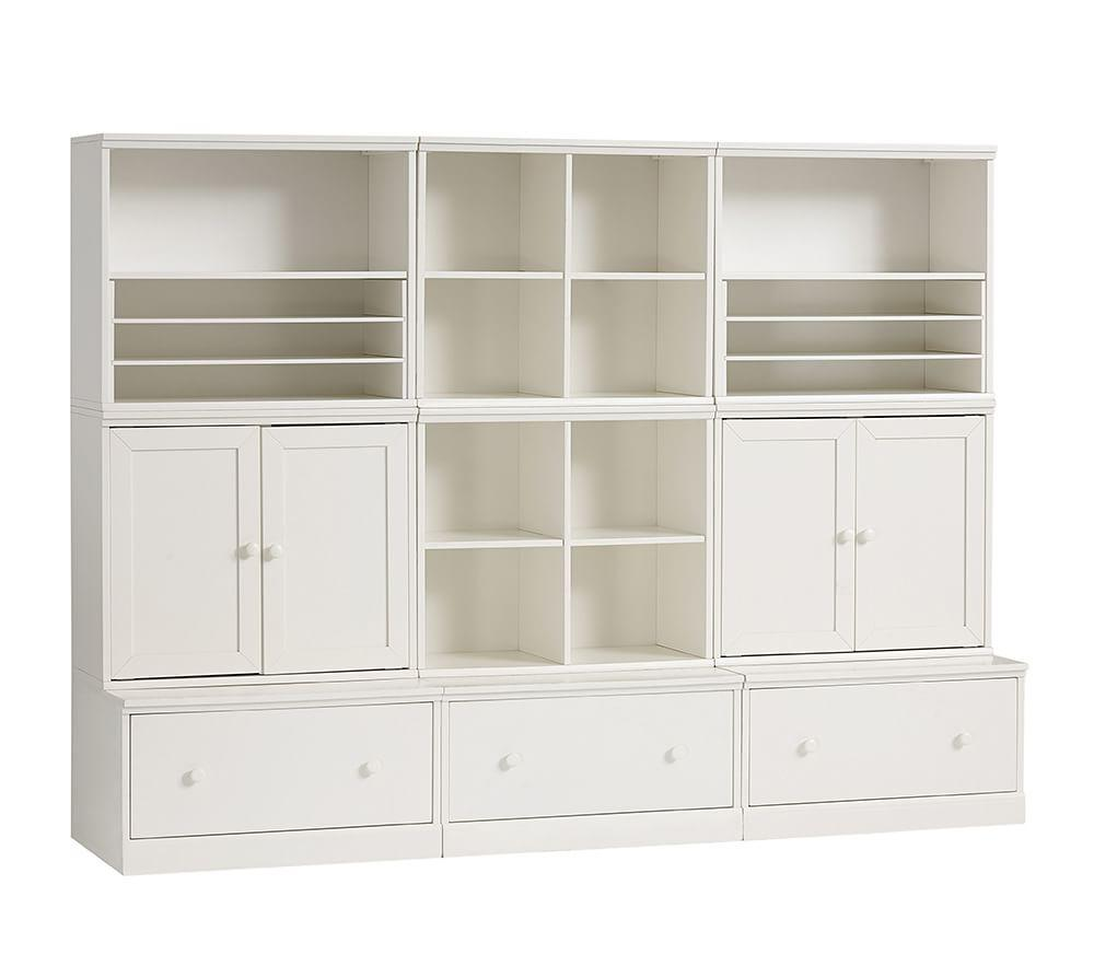 Cameron Creativity Storage System with Drawer Bases