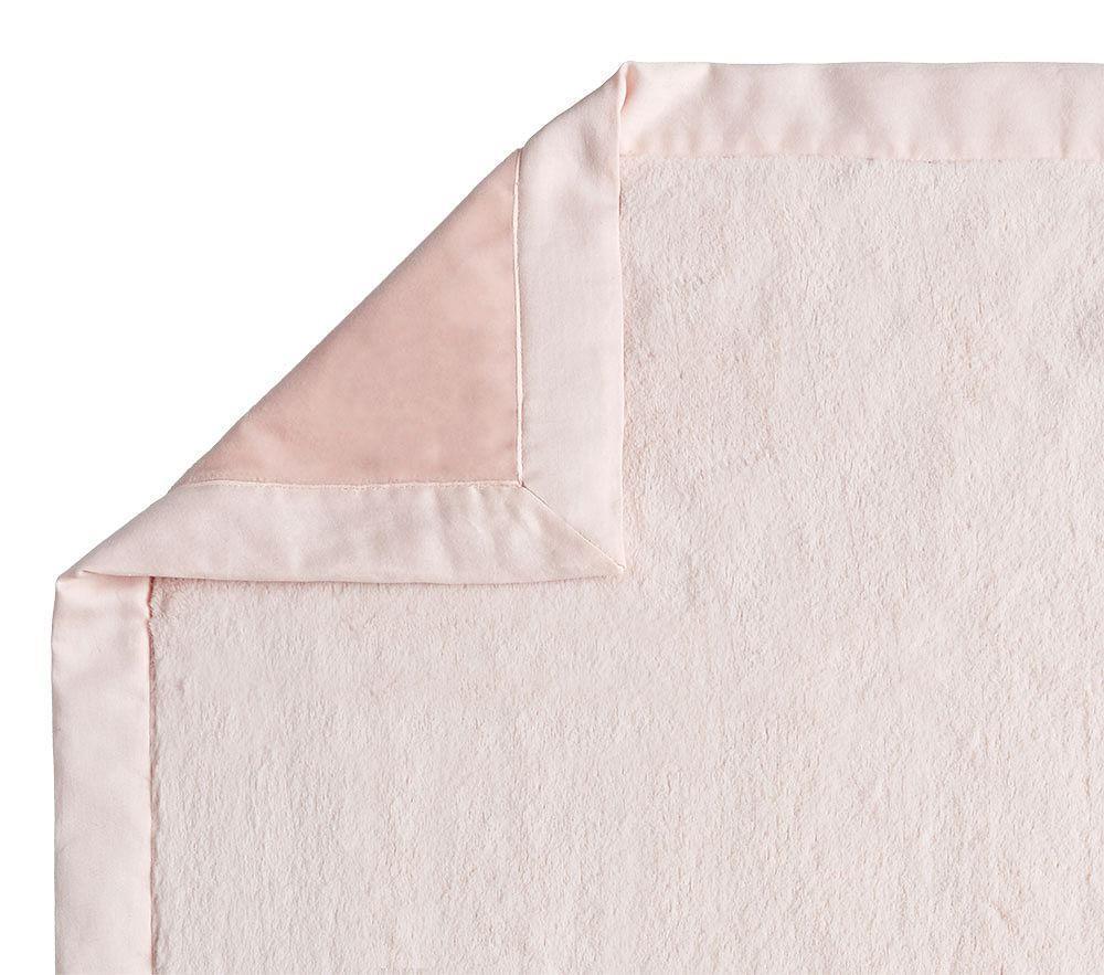 Cosy Fur Baby Blanket