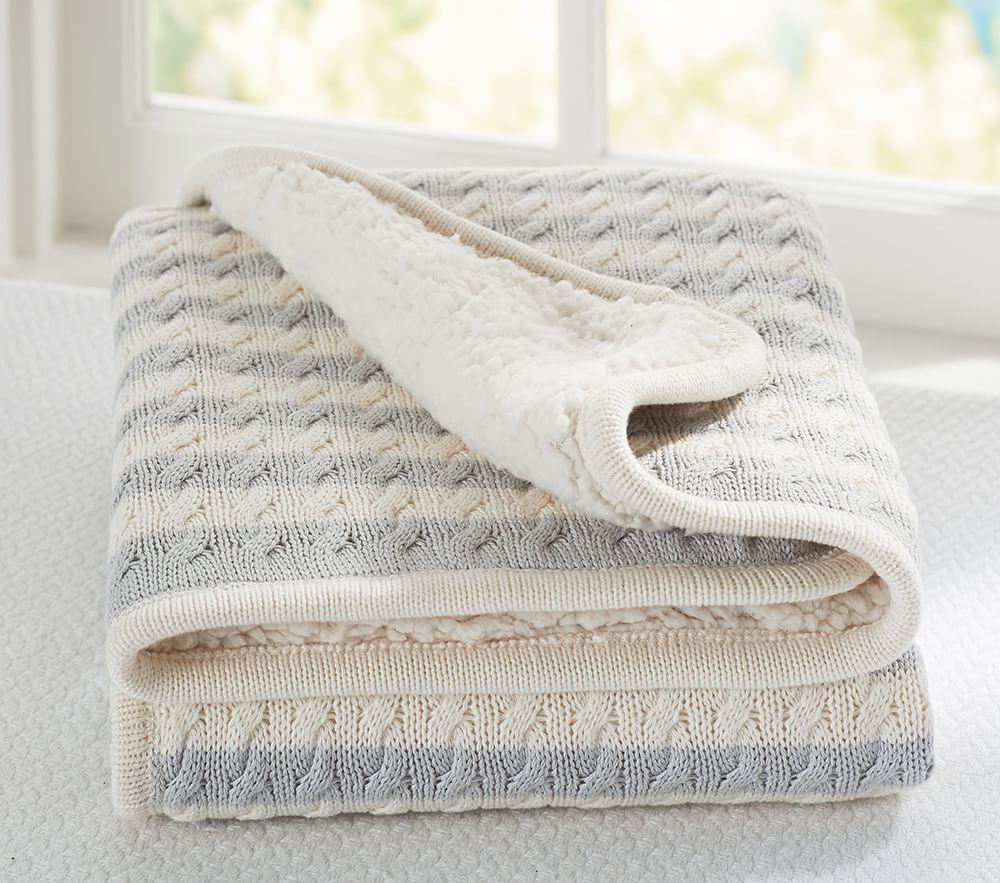 Emerson Stroller Blanket