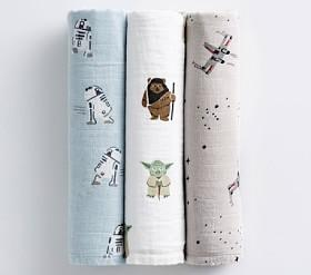 <em></div>Star Wars</em>™ Swaddle Set Of 3