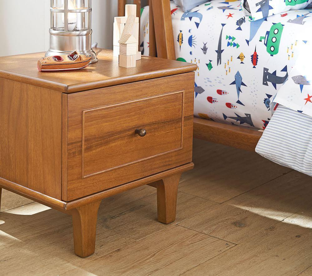 Dawson One Drawer Bedside Table