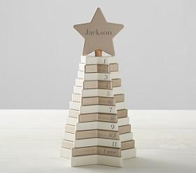 Gold Milestone Star Stacker