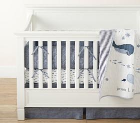 Jack Nautical Baby Bed Linen