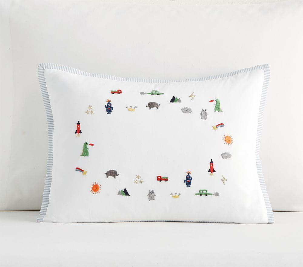Preston Keepsake Cushion Cover