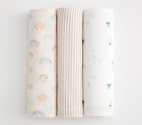 Piper Swaddle Set of 3