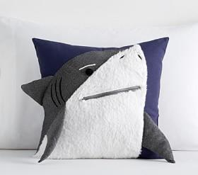 Shark Bite Cushion