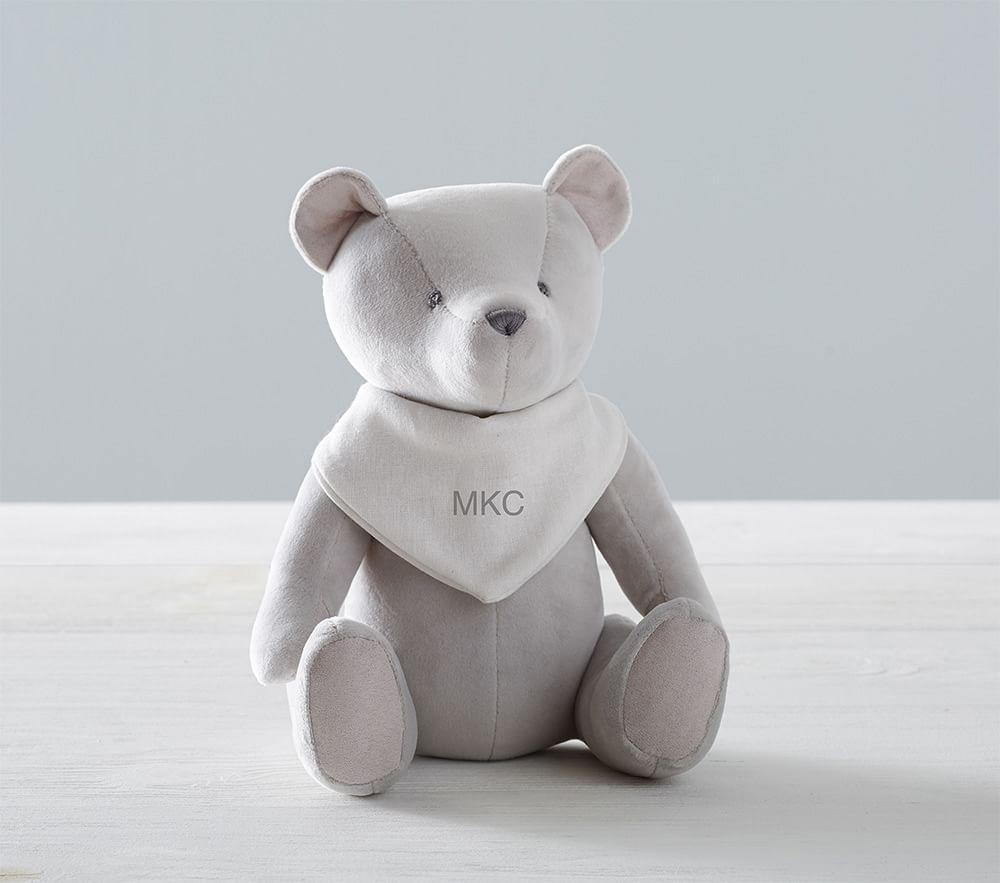 Velvet Keepsake Bear