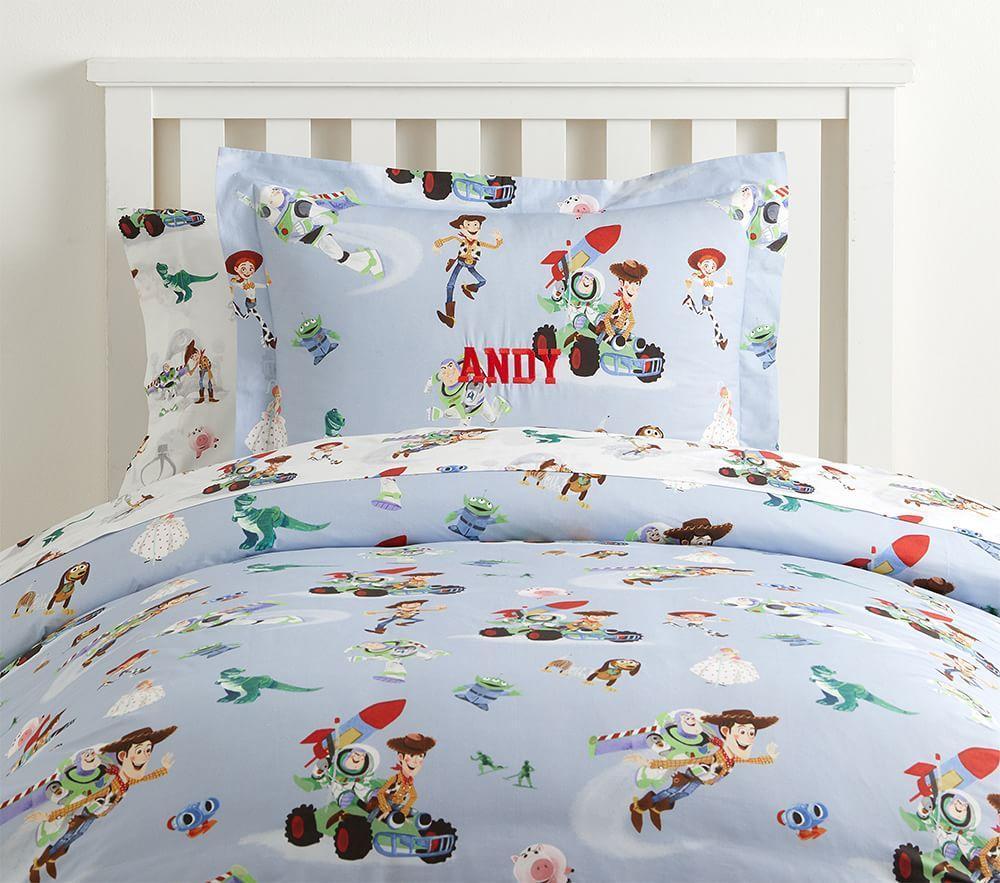 Disney®Pixar <em>TOY STORY</em> Organic Toddler Quilt Cover