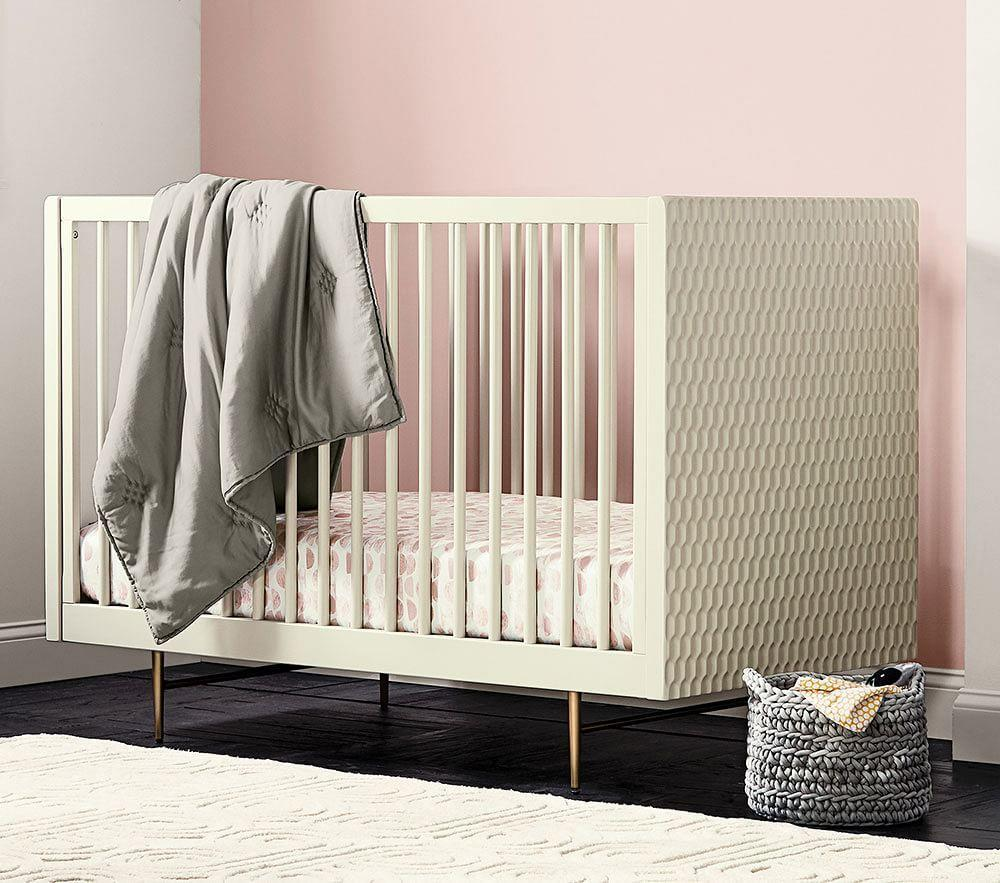 West Elm X Pbk Washed Tencel 174 Baby Bed Linen Pottery