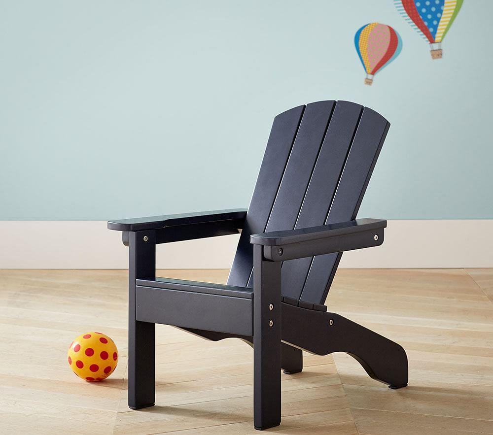 Navy Adirondack Chair