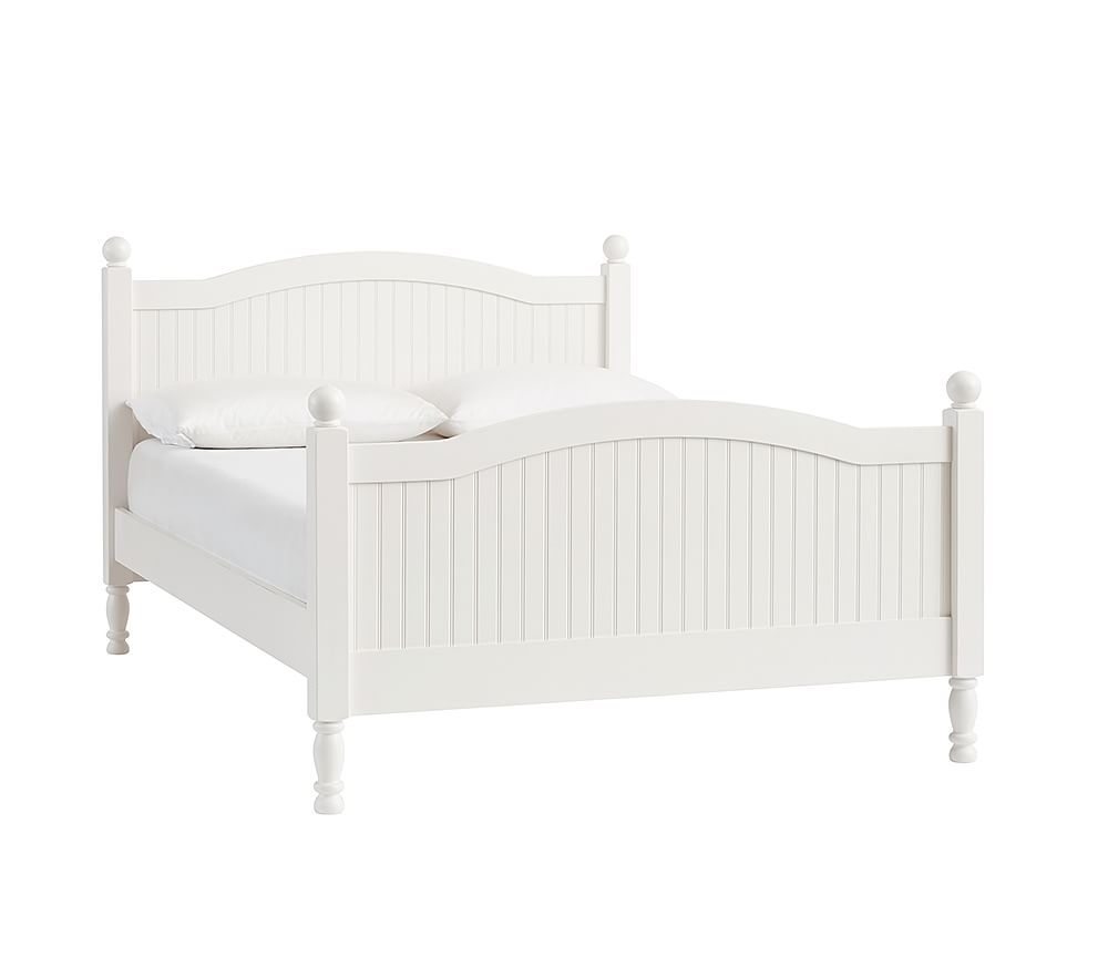 Catalina Bed - Simply White