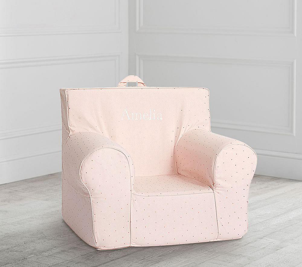 Blush Rose Gold Dot Anywhere Chair ®