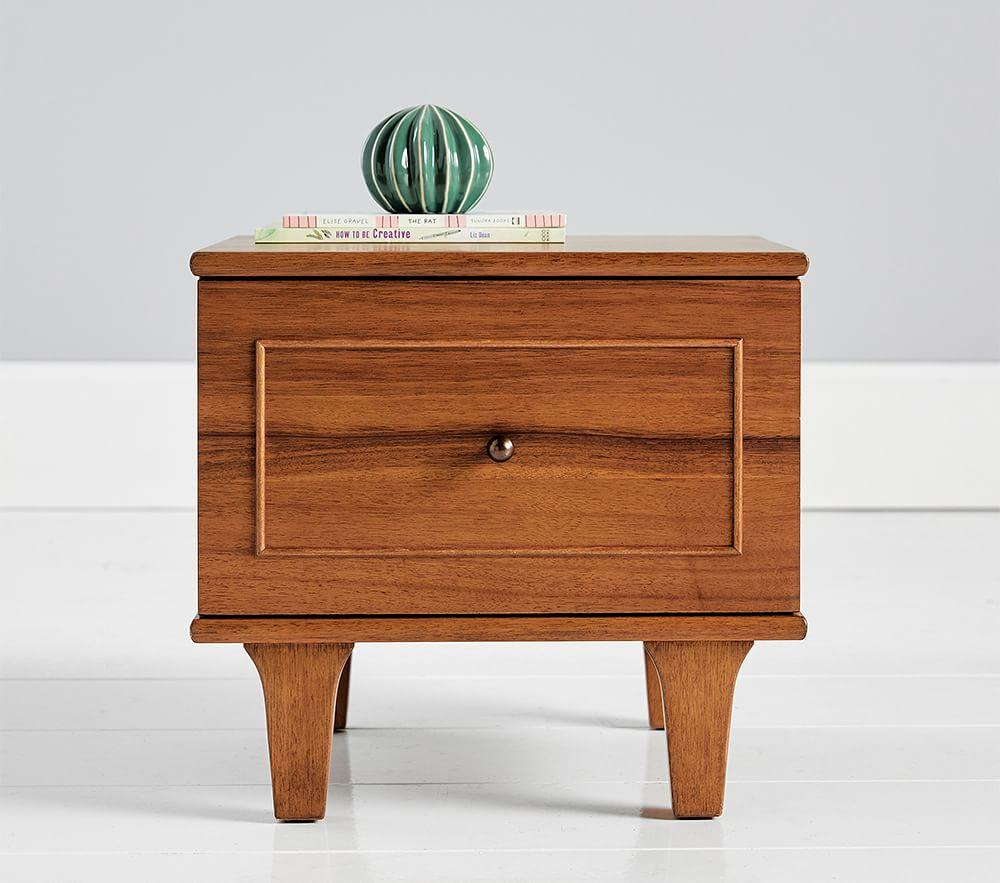 Dawson One Drawer Bedside Table