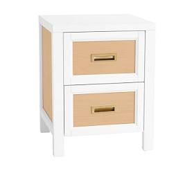 Drew Bedside Table