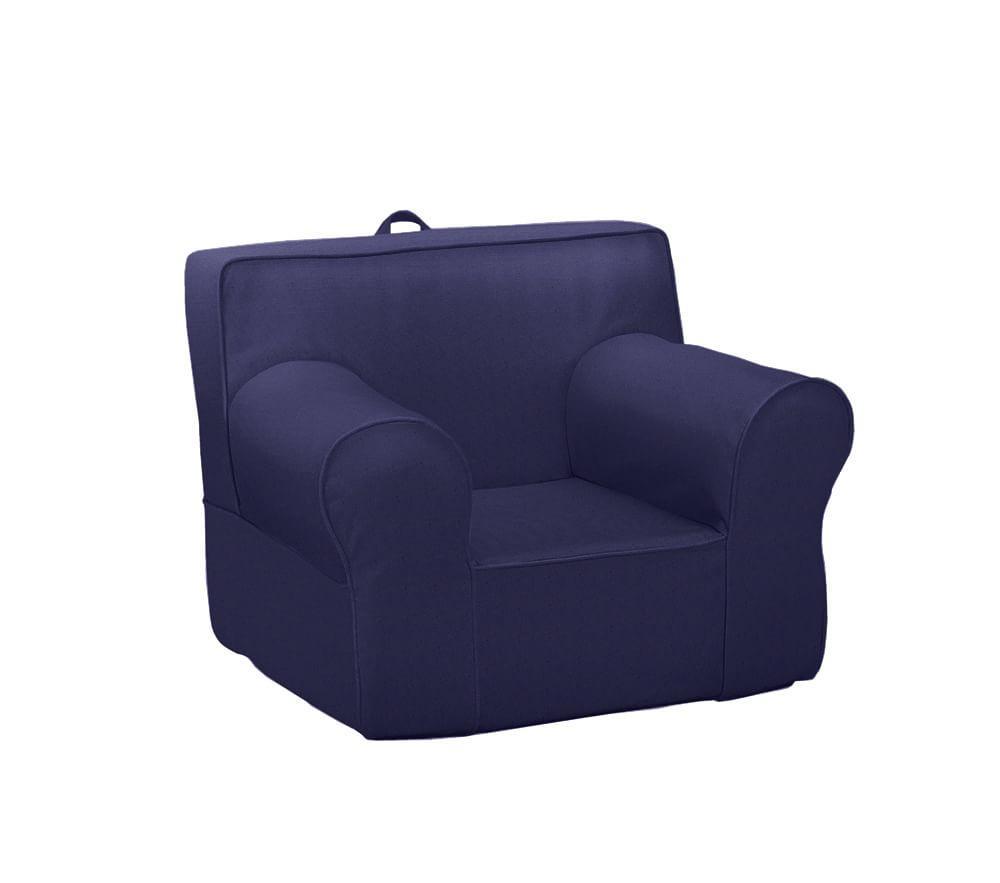 Navy Anywhere Chair