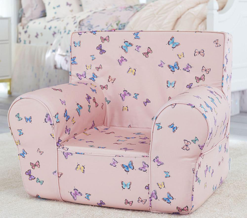 Monique Lhuillier Blush Bouquet Sateen Anywhere Chair®