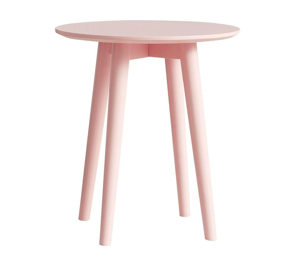 Modern Spindle Side Table