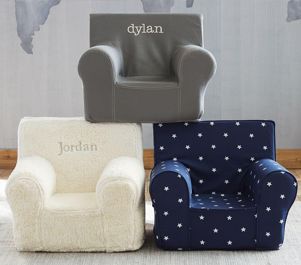 Navy Glow In The Dark Anywhere Chair