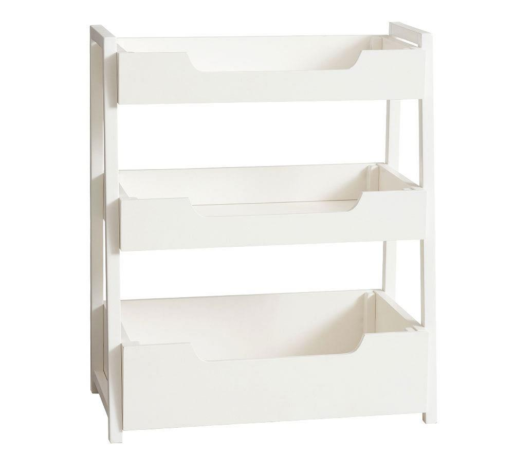 Small Spaces Ladder Bookcase Pottery Barn Kids Au