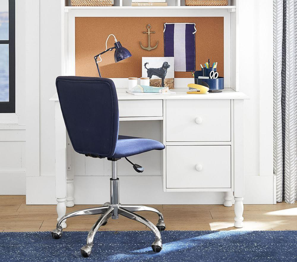 Square Upholstered Task Chair