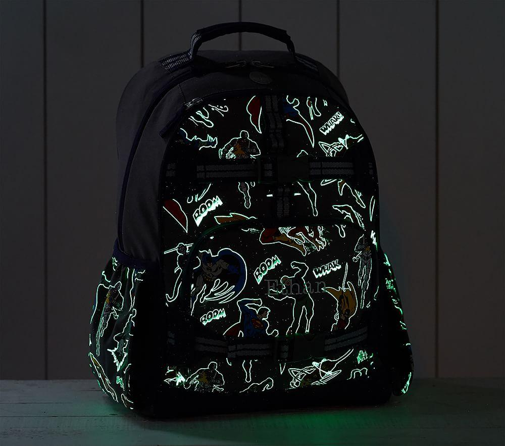 Justice League™ Glow-in-the-Dark Backpack