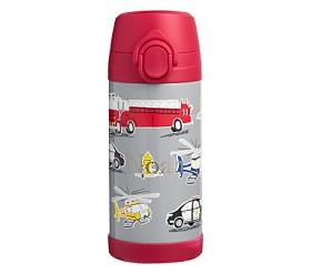 Mackenzie Grey Rescue Heroes Glow-in-the-Dark Regular Water Bottle
