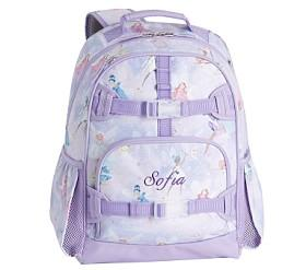 Mackenzie Lavender Magical Shimmer Fairies Backpacks