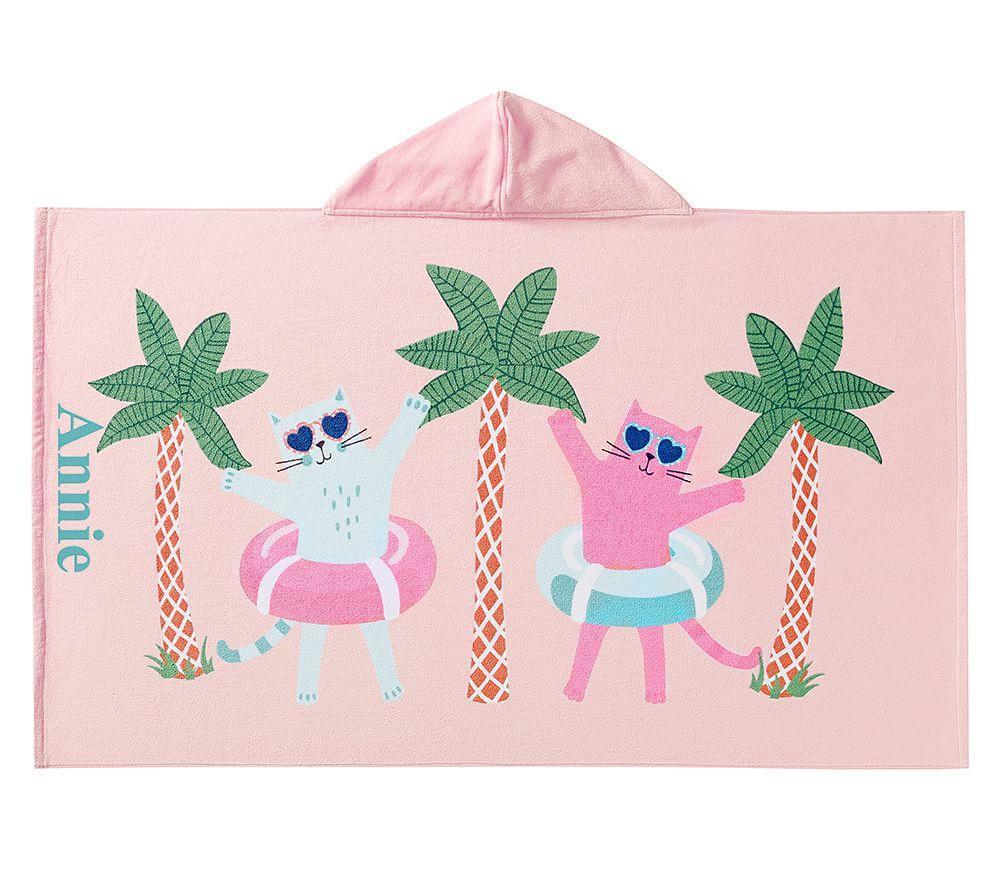 Beach Cat Beach Wrap
