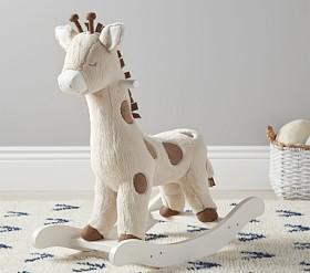 Giraffe Nursery Rocker