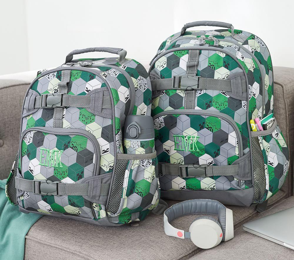 Mackenzie Minecraft Backpacks