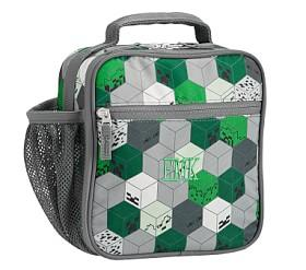 Mackenzie Minecraft Lunch Boxes